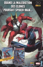 Verso de Avengers (Marvel France - 2017) -1- Guerre totale