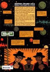 Verso de Hip Hop Family Tree -2- 1981-1983