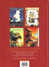 Verso de Broussaille -INT02- L'Intégrale 2 - 1988-2002
