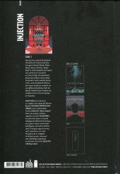 Verso de Injection -2- Tome 2
