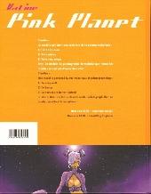 Verso de (AUT) Vatine - Pink Planet