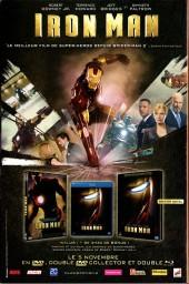 Verso de Marvel Heroes Hors Série (Marvel France - 2008) -3- House of m : vengeurs