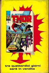Verso de MiticoThor (Il) -53- La Fine dell'Universo