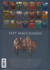 Verso de Sept -21- Sept Macchabées