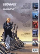 Verso de Tramp -11- Avis de tempête