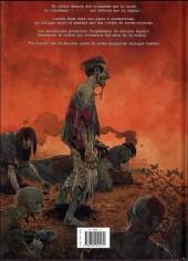 Verso de Dead Life -3- Le calice