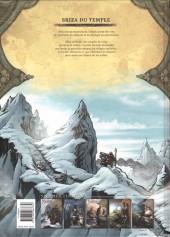 Verso de Nains -8- Sriza du Temple