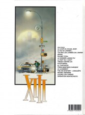 Verso de XIII -6b2005- Le dossier Jason Fly