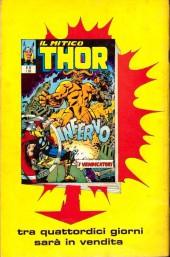 Verso de MiticoThor (Il) -75- La Caduta di Asgard