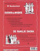 Verso de Suske en Wiske -4- De koning drinkt