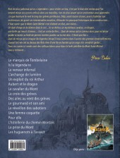 Verso de Mont Saint Michel - Histoires et légendes -2- Histoires et légendes 2
