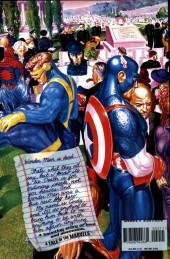 Verso de Tales of the Marvels - Wonder Years Vol.2