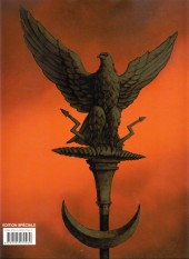 Verso de Les aigles de Rome -1ES2- Livre I