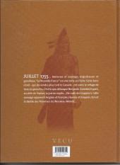 Verso de Les pionniers du Nouveau Monde -1e2006- Le pilori