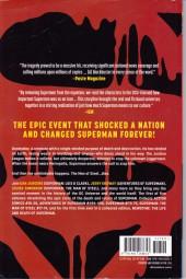 Verso de Superman (TPB) -INTb- The death of Superman