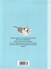 Verso de Chi - Une vie de chat (grand format) -12- Tome 12