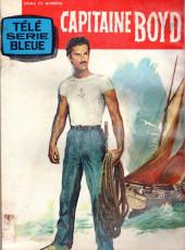 Verso de Télé série bleue (Les hommes volants, Destination Danger, etc.) -18- La flêche rouge
