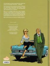 Verso de Les aventures de Betsy -2- Le Fantôme d'argent
