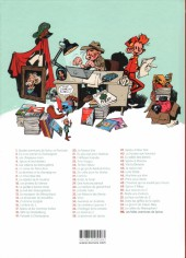 Verso de Spirou et Fantasio -HS05- Les Folles Aventures de Spirou