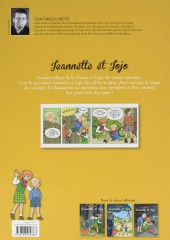 Verso de Jeannette et Jojo -4- L'envol