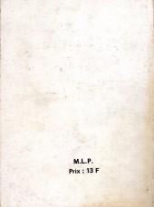Verso de Akim (1re série) -Rec118- Album N°118 (du n°593 au n°596)