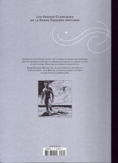 Verso de Les grands Classiques de la Bande Dessinée érotique - La Collection -3439- Druuna - Tome 2 Delta