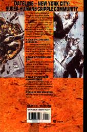 Verso de Tales of the Marvels - Blockbuster