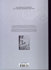 Verso de Les grands Classiques de la Bande Dessinée érotique - La Collection -3527- Bang Bang - tome 3