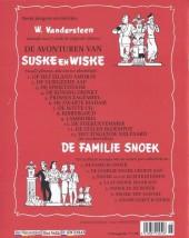 Verso de Suske en Wiske -11- De stalen bloempot
