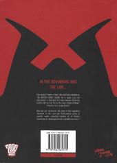 Verso de Judge Dredd: The Complete Case Files (2005) -INT01- 2000AD Progs 02-60 Year: 2099-2100