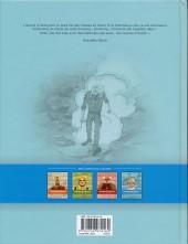 Verso de Chronosquad -4- Concerto en la mineur pour timbales et grosses têtes
