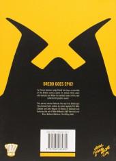 Verso de Judge Dredd: The Complete Case Files (2005) -INT02- 2000AD Progs 61-115 Year: 2100-2101