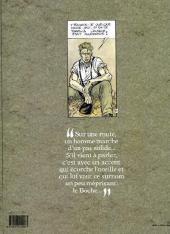 Verso de Le boche -1- L'Enfant de paille