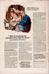Verso de Not Brand Echh (Marvel comics - 1967) -1- Numéro 1