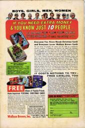 Verso de Not Brand Echh (Marvel comics - 1967) -3- Numéro 3