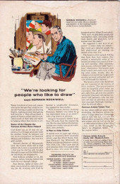 Verso de Not Brand Echh (Marvel comics - 1967) -5- Numéro 5