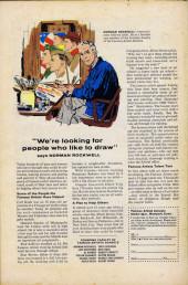 Verso de Not Brand Echh (Marvel comics - 1967) -7- Numéro 7