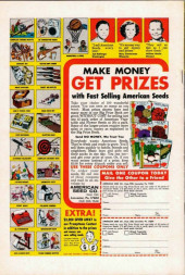 Verso de Not Brand Echh (Marvel comics - 1967) -8- Forbush-Man flops again !