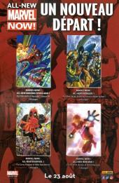 Verso de Iron Man & Avengers -3- Le Dieu déchu