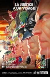 Verso de Justice League - Récit Complet (DC Presse) -2- Green Lanterns : Planète enragée