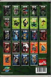 Verso de Spider-Man (Presses Aventure) -6- jamais plus jamais