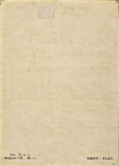 Verso de Fantask (1re Série - LUG) -Rec02- Album N°2 (du n°4 au n°7)