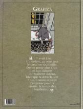Verso de Le boche -3- Entre la chair et l'os