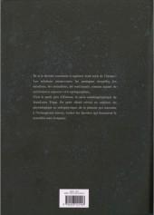Verso de Extases -1- Où l'auteur découvre que le sexe des filles n'a pas la forme d'un X...