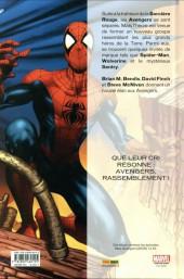Verso de Spider-Man & Les Avengers : Évasion