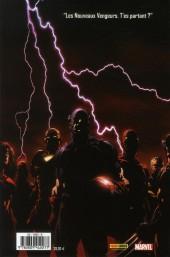 Verso de New Avengers (The) (Marvel Deluxe - 2007) -1b10- Chaos