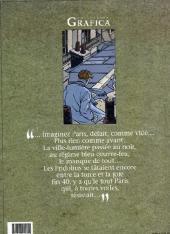 Verso de Le boche -4- Le Cheval bleu