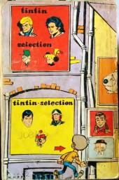 Verso de Tintin (Sélection) - Tome 3