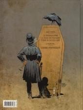 Verso de Undertaker -2a2017- La danse des vautours