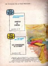 Verso de Télé Série Verte (Thierry la Fronde) -18- Pour la couronne